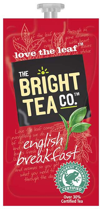 <span>English Breakfast</span>Robust, full bodied, bright and favourable black tea.