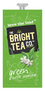 <span>Green Tea With Jasmine</span>Refreshing and delicate. Light floral characteristics.