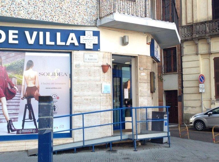 Farmacia De Villa a Quartu Sant'Elena