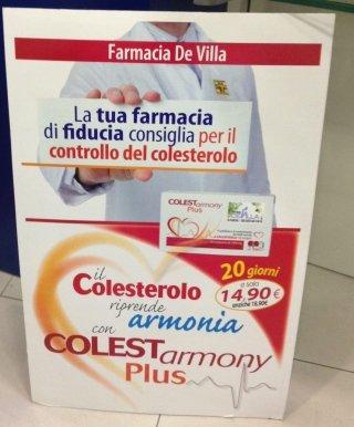 controlli in farmacia colesterolo