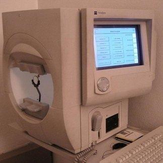 campo visivo computerizzato