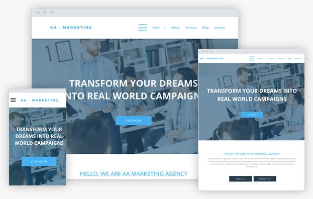 Website Templates | Magnt