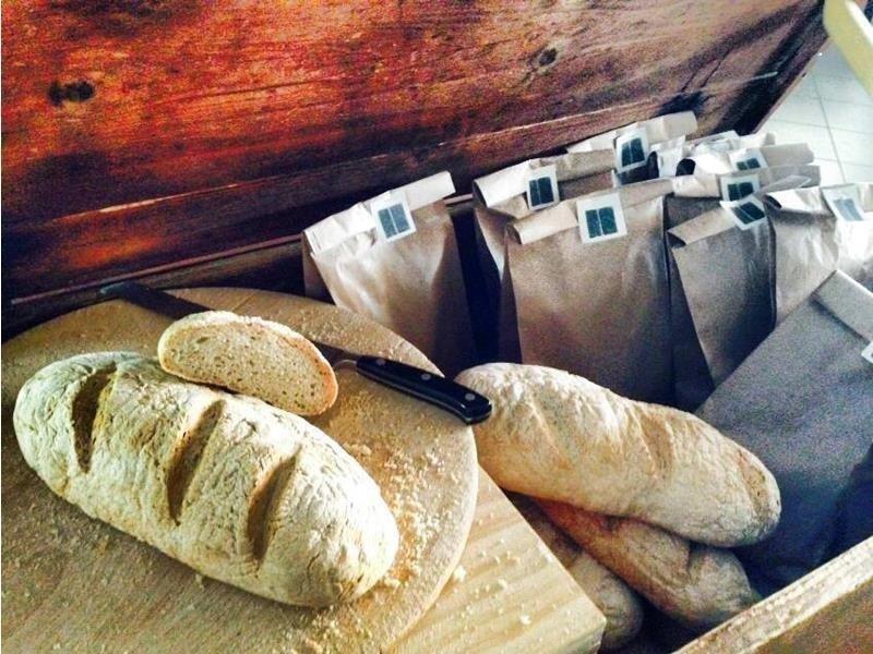 Pane fatto in casa Osteria Rosso di sera
