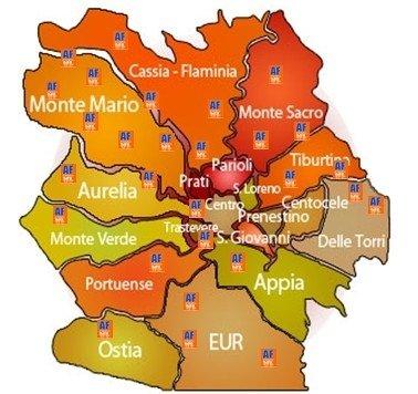 Riparazione elettrodomestici a domicilio roma af di for Arredamenti roma sud