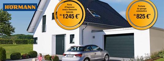 EuropaPromotion, Sezionali, Porte da garage, Basculanti, portoni sezionali, porte basculanti