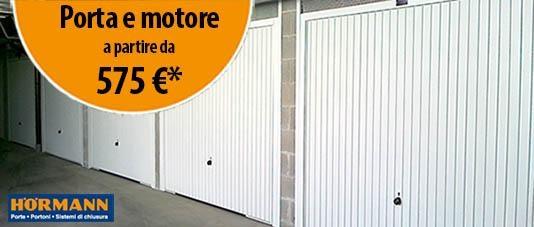 hormann, porte basculanti, porte garage
