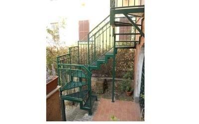 scala per esterno in ferro