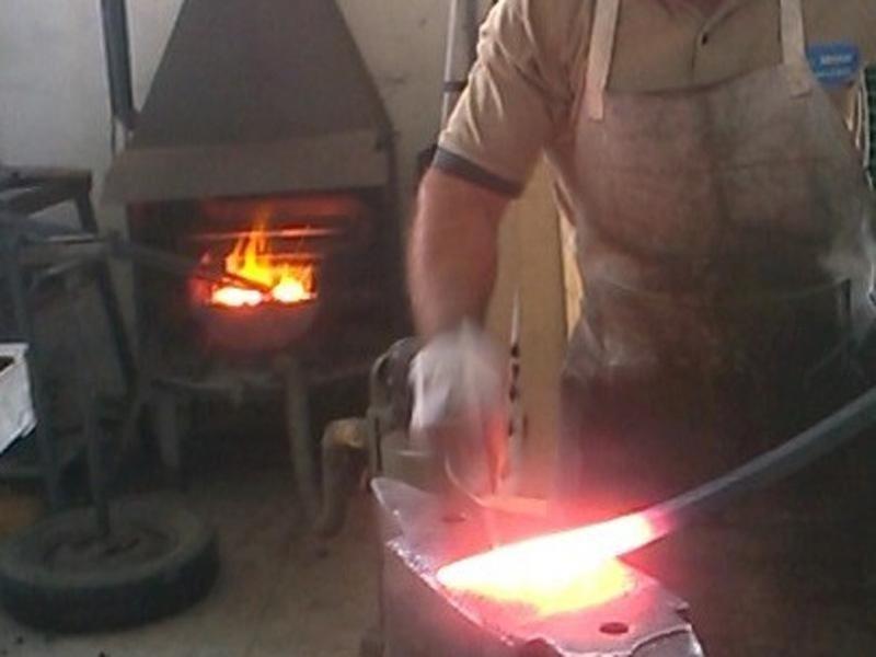 particolari lavorazioni ferro forgiato