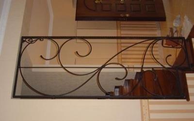divisorio scale in ferro