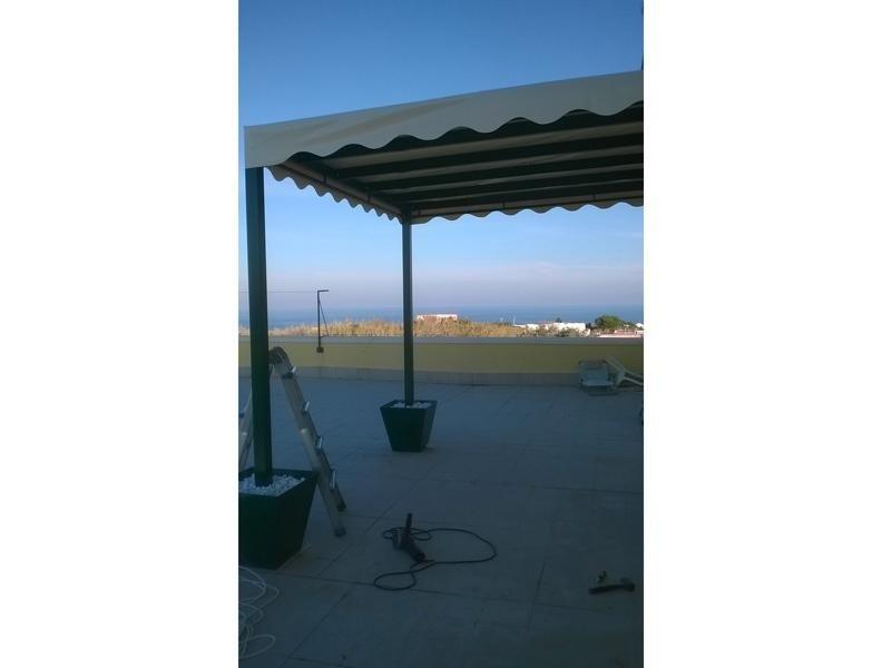 pensiline terrazzi