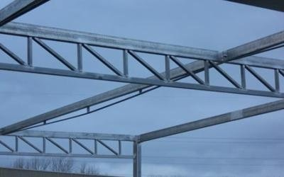 strutture per tettoie